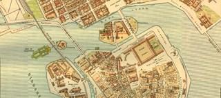 Karta Stockholm Drottninggatan.Vad Berattar Kartor Stockholmskallan