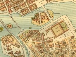 Karta Stockholms Universitet.Stockholmskallan Stockholmskallan