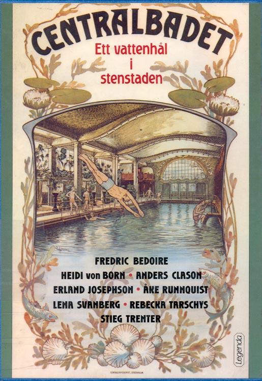Centralbadet : ett vattenhål i staden - Stockholmskällan