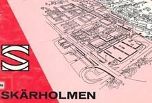 karta över skärholmens centrum Skärholmen   Stockholmskällan karta över skärholmens centrum